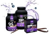 Test : STC Nutrition, gamme Élite Fitness