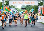 Vision du Monde organise la course solidaire : Global 6K for Water