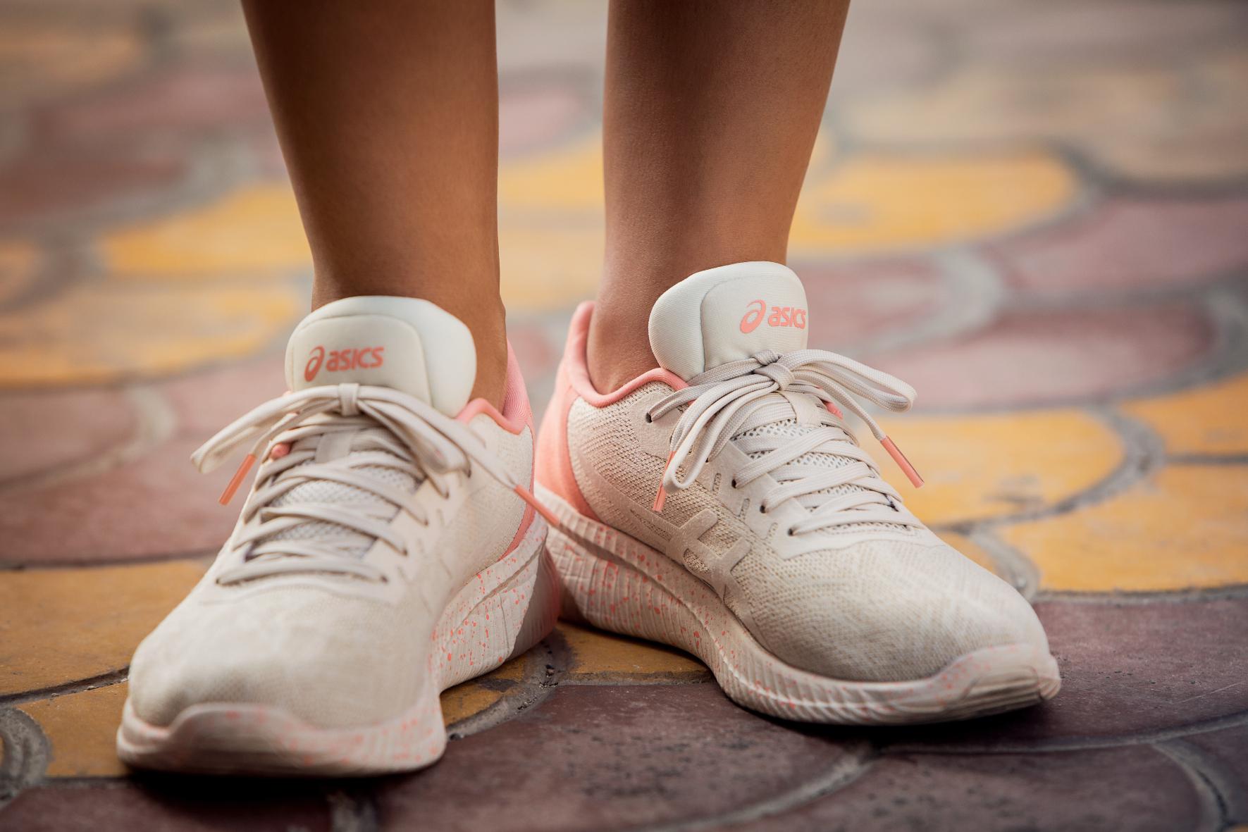 La nouvelle collection Asics Sakura – U Run