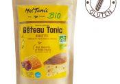 Test Meltonic : le gâteau énergétique BIO «noisette et miel»