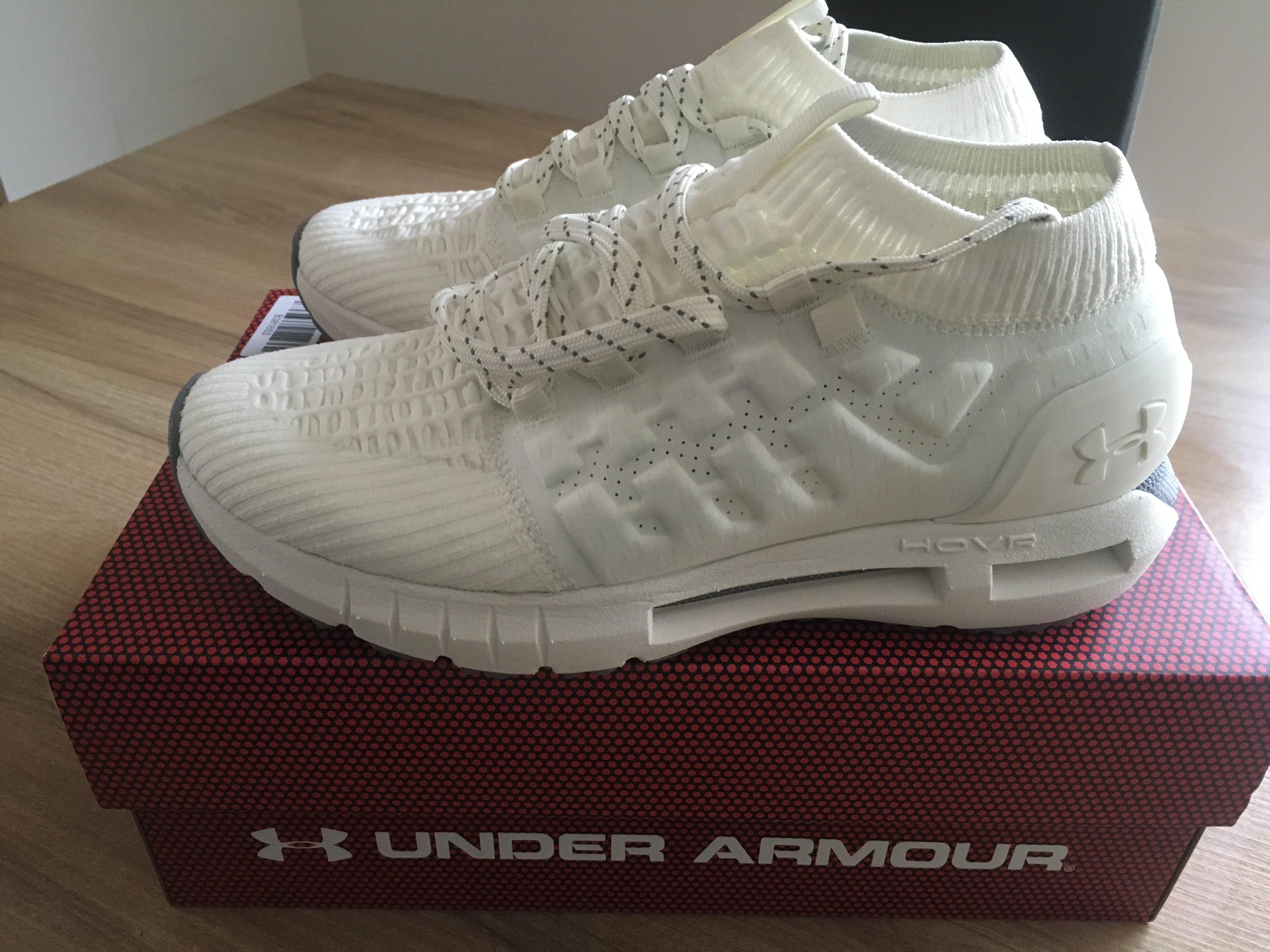 TEST : la chaussure de running Under Armour