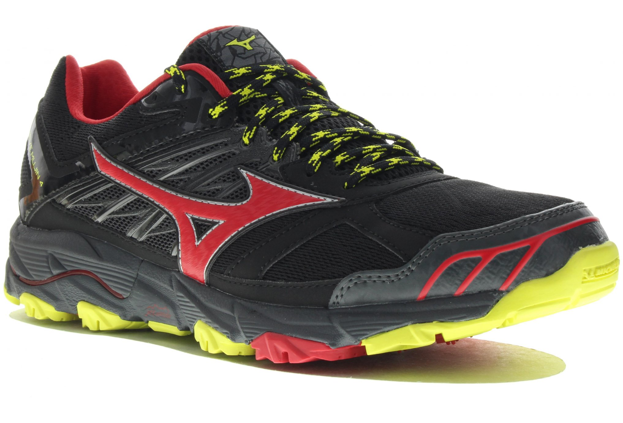Test : Mizuno Mujin 4 U Run