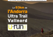 Gagnez votre dossard pour le 83km de l'Andorra Ultra Trail Vallnord