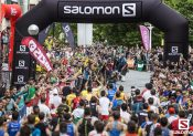la course de ZEGAMA lance le Golden Trail Series Salomon
