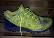 Test : les chaussures de trail North Face Ultra Endurance II