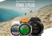 Nouveauté Garmin : Fenix 5 Plus Series