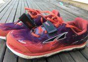 Test : la chaussure de trail ALTRA KING MT 1.5