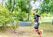 Un nouveau Sub9 pour Christophe Noclain sur le triathlon Frenchman