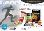 La marque OVERSTIM.s® désormais référencée chez i-Run.fr !
