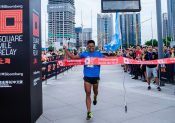 Bloomberg Square Mile Relay Paris : la course de relais « Corporate »
