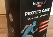 Protéo Care de Nutrisens Sport : la force du collagène et de la vitamine C