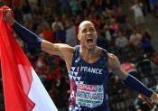 Pascal Martinot-Lagarde enfin sacré sur 110 m haies !