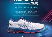 Asics Kayano 25 : gagne ton voyage pour le Marathon de Tokyo !