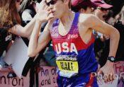 Ryan Hall : du marathon à la musculation