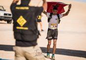 Rachid El Morabity remporte la 2ème édition de l'Ultra Mirage El Djerid