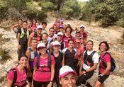 Girly Trail Session : 30 filles dans le massif de la clape à Gruissan