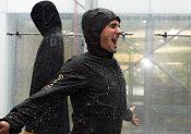 S'entraîner malgré la pluie
