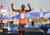 Marathon d'Abu Dhabi : grosses performances et erreur grossière !