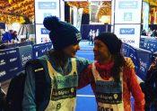 La Saintélyon 2018 : la vidéo de la course de Sissi, 3ème féminine