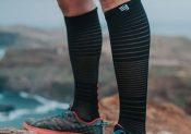 TEST : les chaussettes techniques compressport