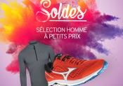 SOLDES : le textile running de marque à moins de 20 euros chez i-Run !