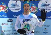 Mondiaux de course en raquettes : la 5ème place pour Ricard