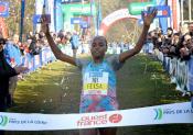 Le Cross Ouest France 2019 parrainé par Stéphane Diagana