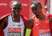Kipchoge, Farah et Kipsang au prochain marathon de Londres !