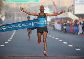 Marathon de Dubaï : des chronos extravagants !