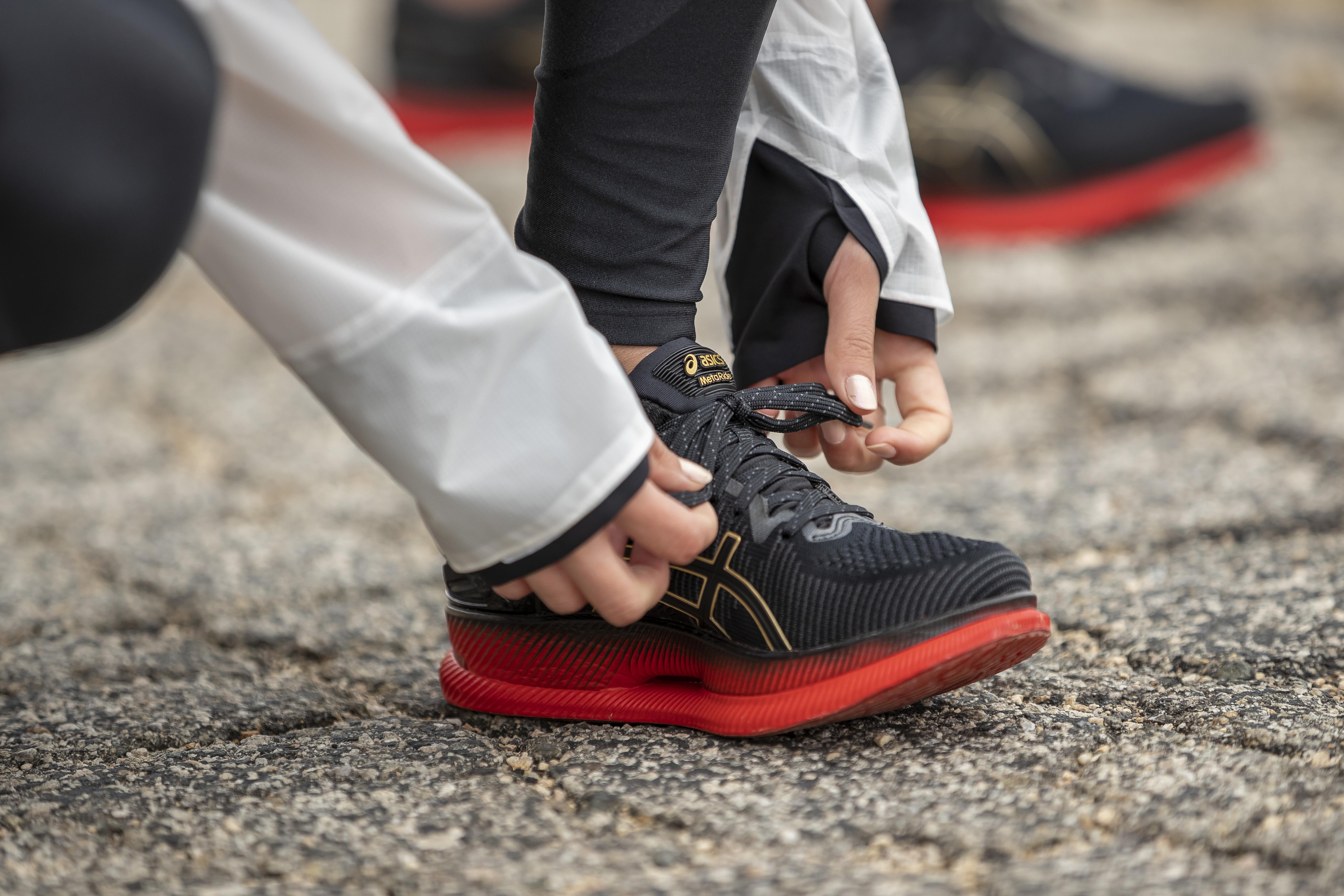 862a2b6a05a19b ASICS METARIDE : Asics dévoile sa dernière chaussure de running – U Run