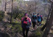 Girly Trail Session à Sigean : des coureuses dans le vent !