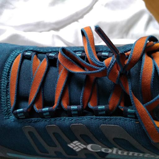 TEST : la chaussure de trail Columbia Montrail BAJADA III
