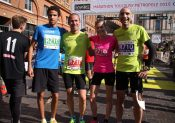 Préparation Marathon de Montpellier en relais