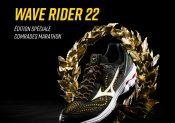 Mizuno Wave Rider 22 édition limitée Comrades Marathon, en exclu chez i-Run !