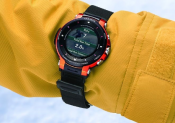 La Pro Trek Smart WSD-F30 de CASIO, la montre connectée pour l'outdoor !