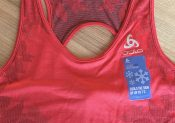 TEST : l'ensemble running pour femme ODLO Ceramicool