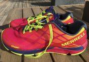 Bare Access Flex et Glove 4, deux modèles trail minimalistes MERRELL
