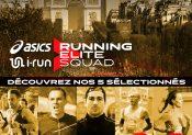 Running Élite Squad ASICS / i-run : présentation des gagnants du jeu concours