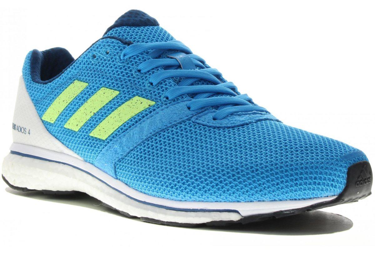 adidas adizero adios boost 4 m chaussures homme 280613 1 fz 1200x814