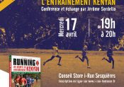 Conférence i-Run : les secrets de l'entraînement Kenyan, les rois des marathons !