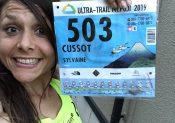Ultra Trail du Mont Fuji : Sissi, au départ de son premier 100 miles !