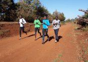 La sortie longue kenyane