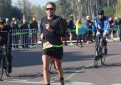 Mission accomplie pour Simon sur le marathon de Paris !