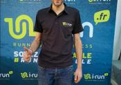Antoine LEY rejoint l'équipe d'ambassadeurs i-Run !