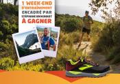 Jeu concours i-Run/BROOKS : gagnez un WE d'entraînement avec Stéphane Brogniart