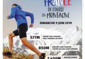 Les France de course en Montagne dimanche 9 juin à St-Gervais !