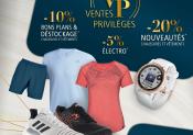 Lancement des Ventes Privilèges chez i-Run !