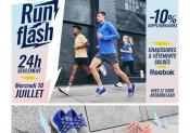 Profitez des «RUN FLASH» chez i-Run.fr