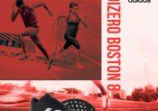 La nouvelle adidas adizero boston 8 : vitesse et légèreté !