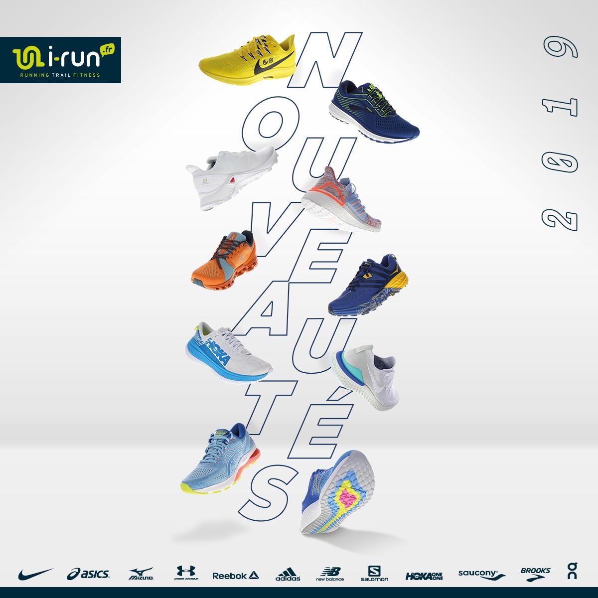 Running, Trail, Fitness i Run : vente de chaussures de